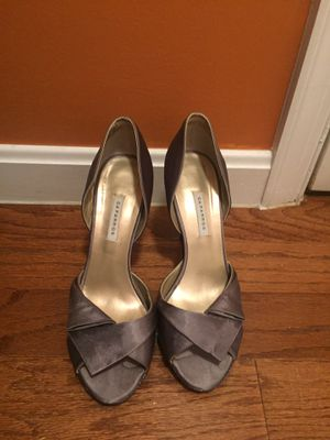 "Wedding shoes 8 1/2 - heels 4"" for Sale in Lorton, VA"