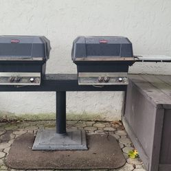 M&P NATURAL GAS GRILL. GREAT CONDITION  Thumbnail