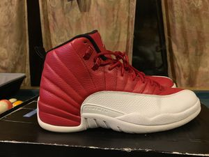 Jordan 12s size 11 100% authentic great condition. for Sale in Charlotte, NC