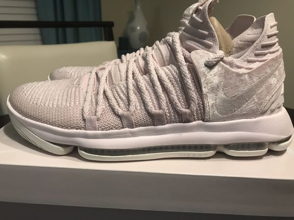 """more photos a5ee4 080e3 Nike KD 10 """"aunt pearl """" for Sale in Columbia, MO - OfferUp"""