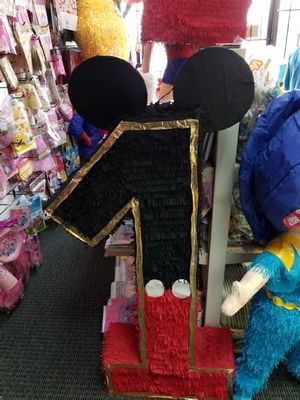 🎈Number 🎈1🎈 Piñata 🎈 for Sale in Missouri City, TX
