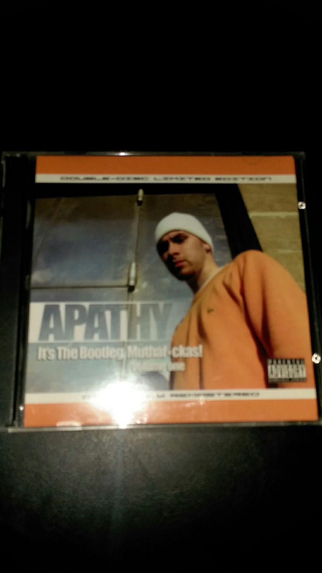 Apathy it's the bootleg vol. 1