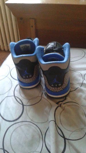 Jordan retro 3 sport blue for Sale in Hyattsville, MD