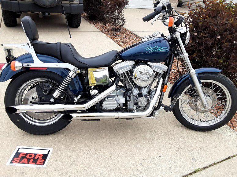 Photo 1998 Harley Davidson Super Glide