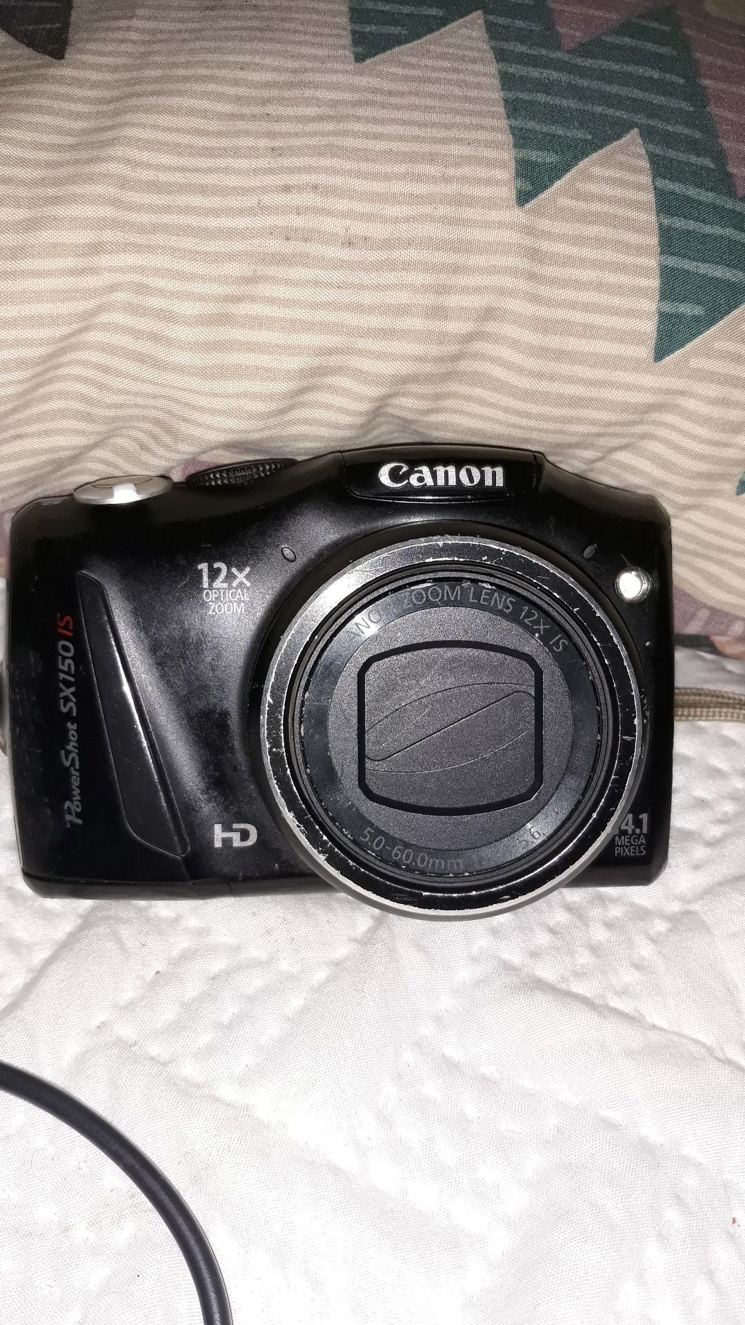 Cannon sx 150is