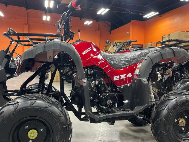 Photo Brand new 125D models available 125cc auto atv with reverse For Sale Now