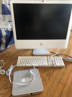 I Mac n Apple TV 1 generation Thumbnail