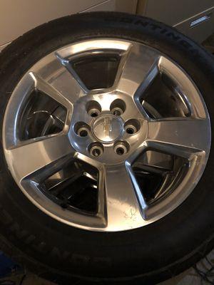 "Photo 3 20"" Chevy Wheels"
