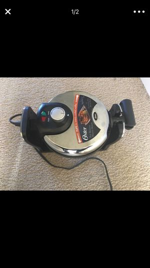 Used, Oster Waffle Maker for sale  Joplin, MO