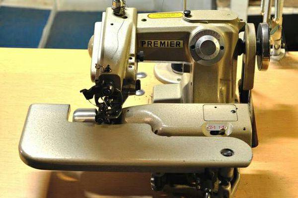 consew blind stitch sewing machine premier model 817 business