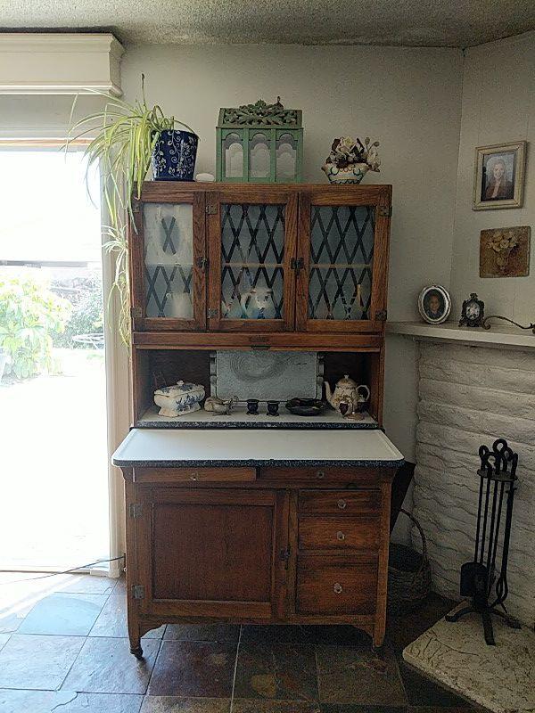 Sellers Elwood Indiana Hoosier Cabinet For Sale In West Hills Ca