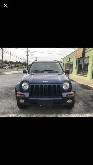 JEEP LIBERTY LIMITED for Sale in College Park, MD