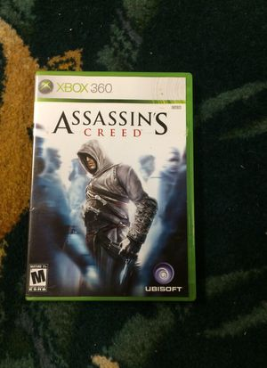 Assassins creed Xbox 360 for Sale in Brentwood, MD