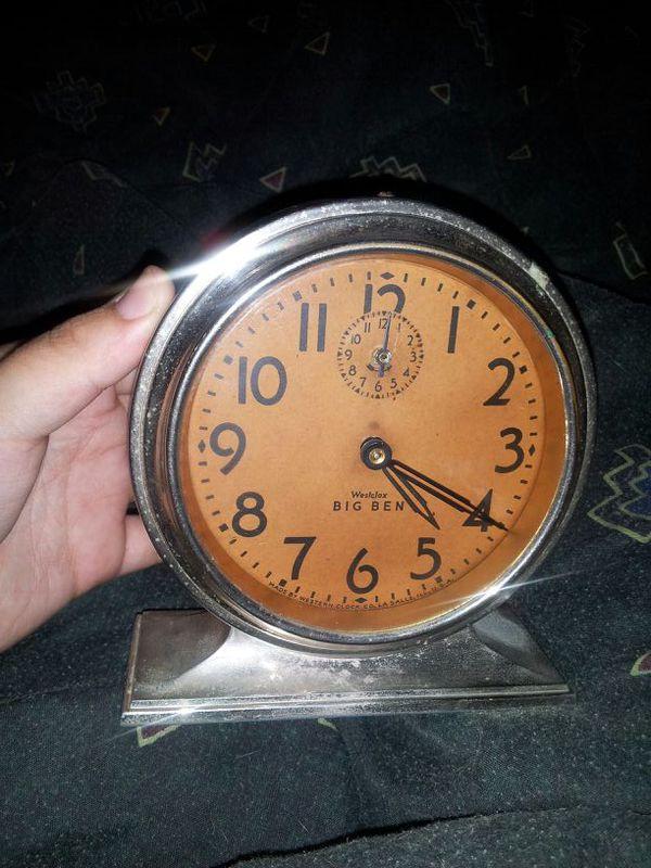 Westclox Big Ben Alarm Clock Collectibles In Buckley Wa Offerup