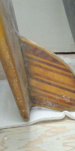 Vintage Velzy longboard Thumbnail