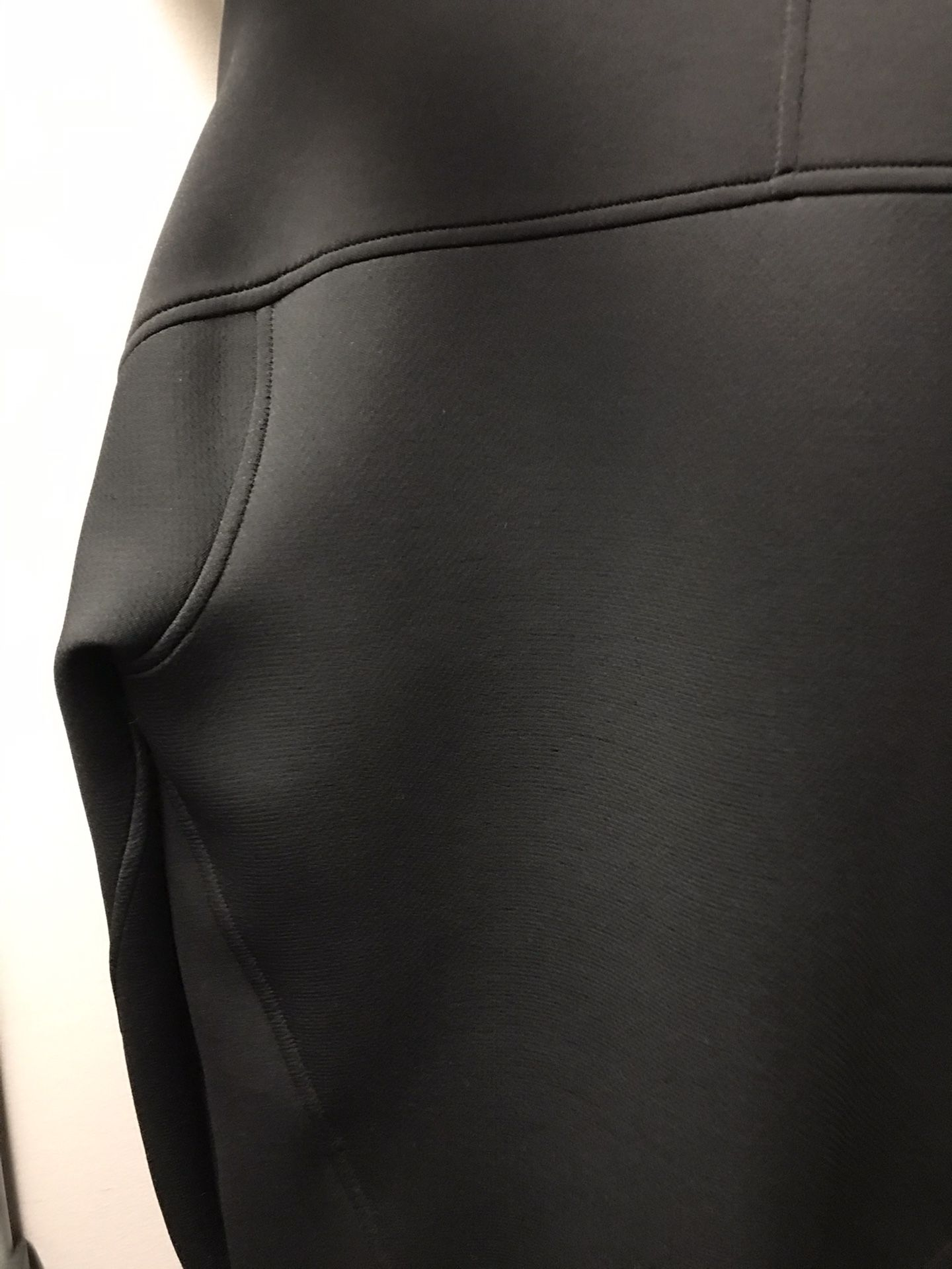 Nice men's jacket size medium black