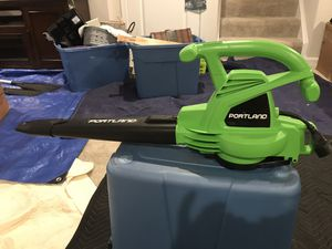 Leaf blower vacuum combo for Sale in Frederick, MD