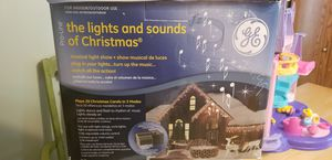 ge lights and sounds of christmas for sale in montgomery il