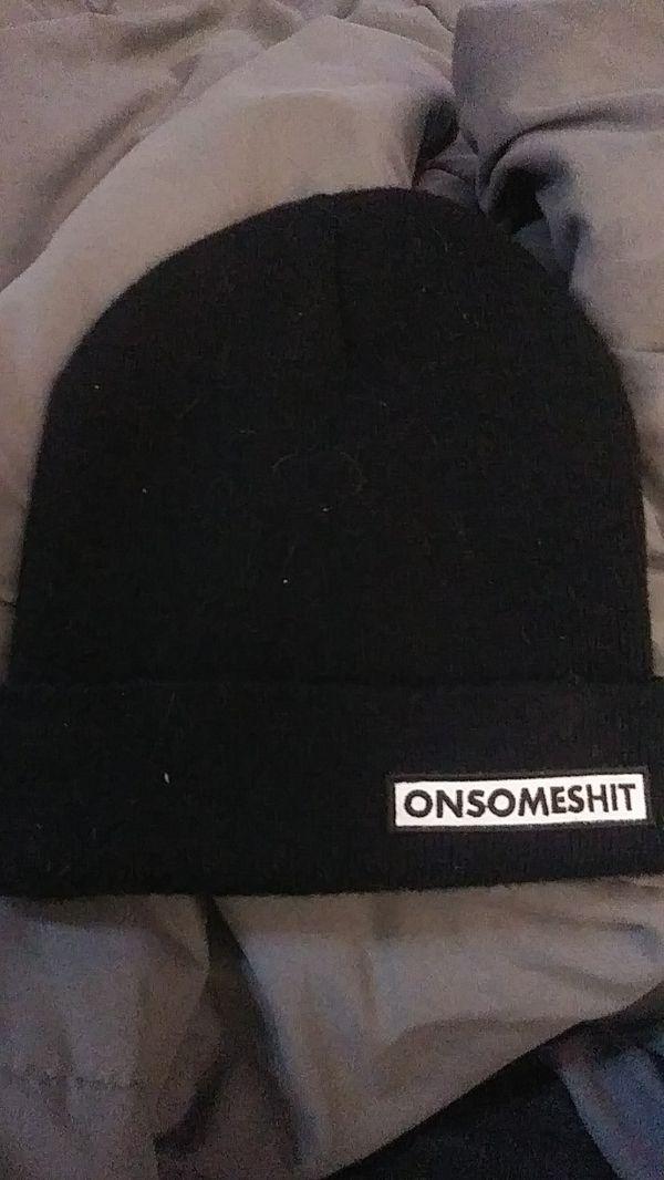 OnSomeShit Beanie for Sale in Everett 44c9e614481