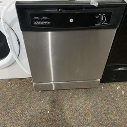 Stainless Steel Microwave And Dishwasher All Working Perfect $250 Thumbnail