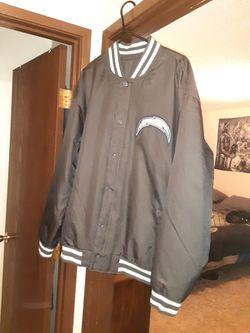 Chargers Jacket Thumbnail