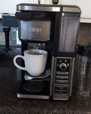 Ninja Single Serve Coffee Bar Machine for Sale in Appomattox, VA