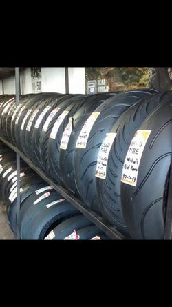 Motorcycle tire SALE!!!!!!!!!!! Thumbnail