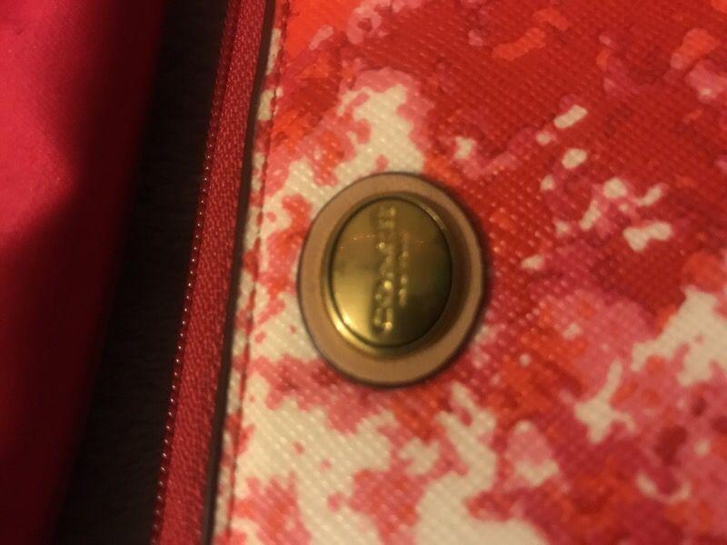 Official Coach handbag
