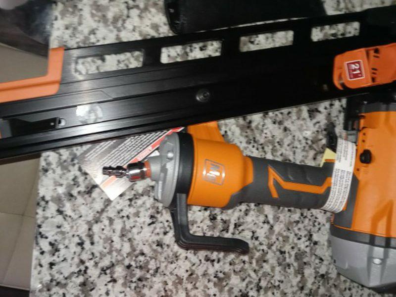 Ridgid Framing Gun