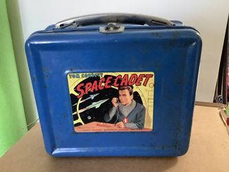 Space Cadet lunch box Thumbnail