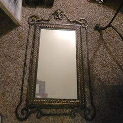 Entry Table, Mirror, Sconces Thumbnail