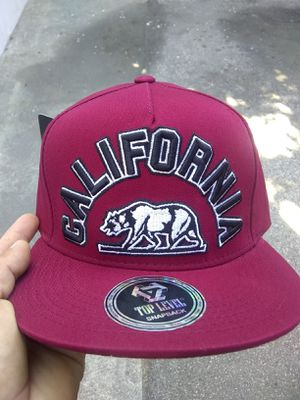 261e71307 California snapback hat for Sale in South Gate, CA - OfferUp