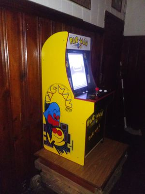 PACMAN be a kid again. 2 PACMAN games in 1 Arcade for Sale in Strongsville, OH
