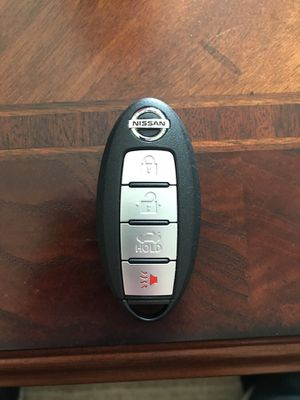 Nissan Keyless Entry Remote FOB FCC ID (KR5S180144014) and Part Numbers (285E3-3TP0A). for Sale in Marietta, GA
