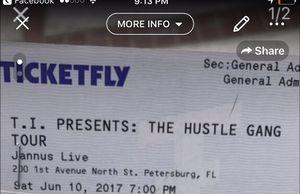 TI Tonight for Sale in Tampa, FL