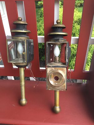 Antique Wall Lamps - Marstons Birmingham for Sale in Allentown, PA
