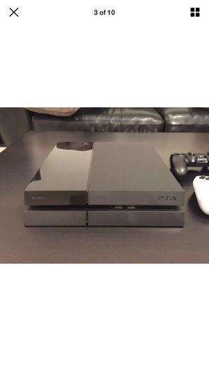PS4 for Sale in Chevy Chase, MD