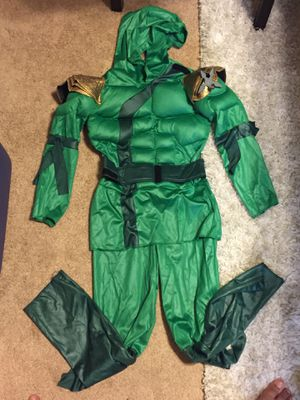 Power ranger kids Halloween costumes for Sale in Silver Spring, MD