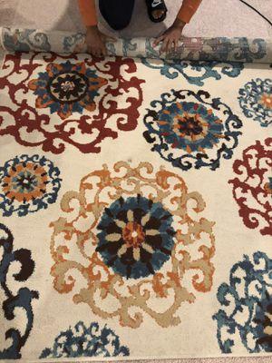 Living room or any are decorative carpet $25 WoodBridge VA for Sale in Woodbridge, VA