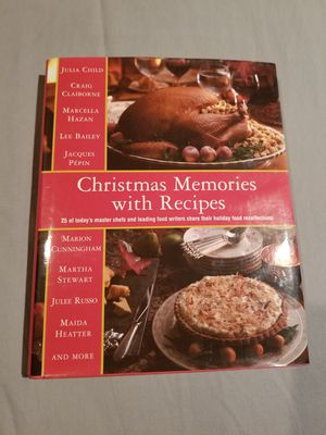 Christmas cookbook for Sale in Houston, TX
