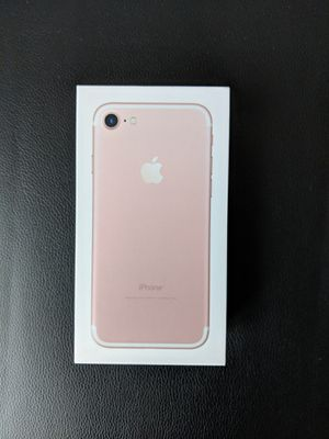 Verizon iPhone 7 32GB Clean/No Locks for Sale in Severn, MD