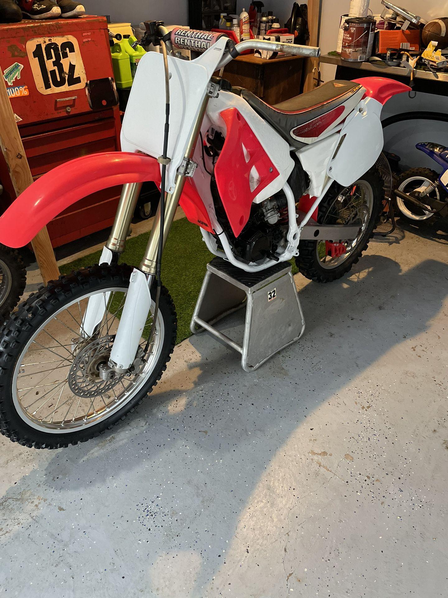 Photo 1992 CR125 Honda Honda