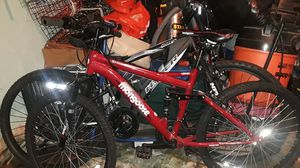 Photo 2 new mountain bikes only used once or twice excellent condition works as should