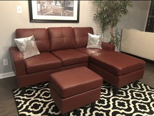 Outstanding New And Used Leather Couch For Sale In Charlotte Nc Offerup Evergreenethics Interior Chair Design Evergreenethicsorg