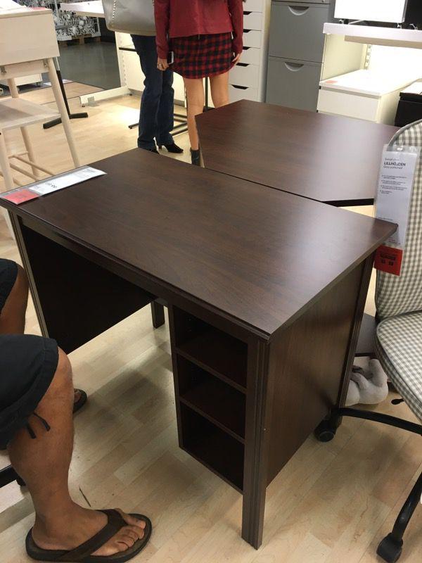 Ikea Brusali Desk For Sale In Brea Ca Offerup