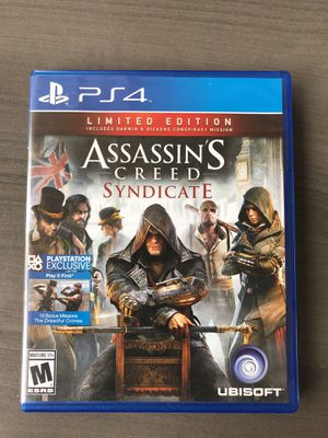Assassin's Creed Synicate for Sale in Baltimore, MD