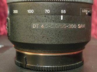 SONY Digital SLR Camera Thumbnail
