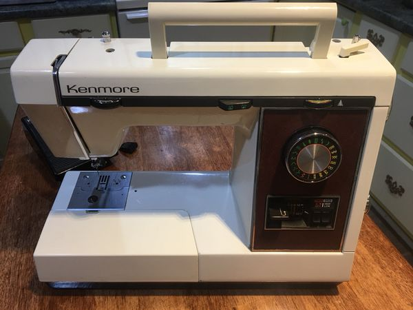Vintage Kenmore Sewing Machine for Sale in Mount Holly NC OfferUp Amazing Kenmore Sewing Machine