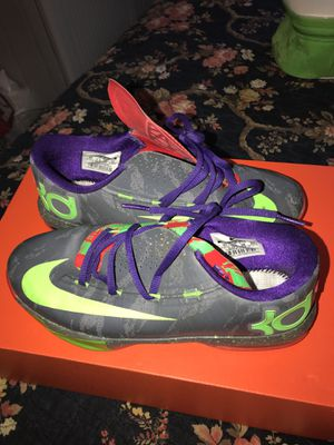 Og Kd 6 size 4 but no insole for Sale in Silver Spring, MD