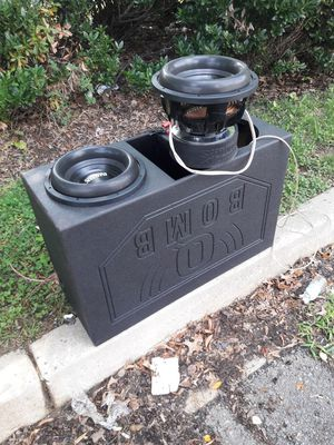 Sundown kicker mtx orion jl audio car audio nissan toyota for Sale in MONTGOMRY VLG, MD